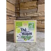 Cube thé herbe du maquis...