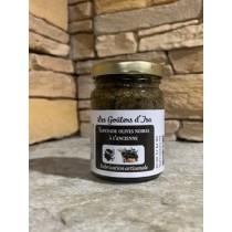Tapenade olives noires à...