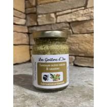 Tapenade olives vertes...