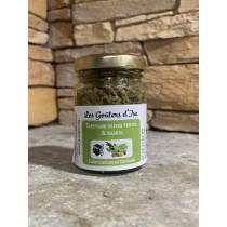 Tapenade olives vertes et...