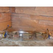 Assortiment de 3 terrines 50g corsica gastronomia