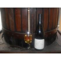 Bouteille de vin blanc du...