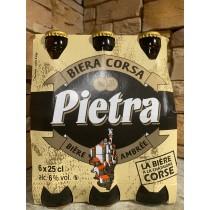 pack carton Pietra 6x25cl