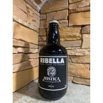 Biere ribella 75cl mistica 7 degré biere bio