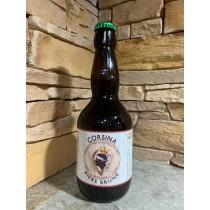 Biere brune corsina 50cl