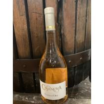 Bouteille de vin rosé du...