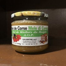 Miel de miellat du maquis 250g