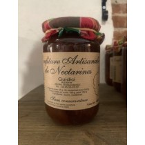 Confiture de nectarines 450g